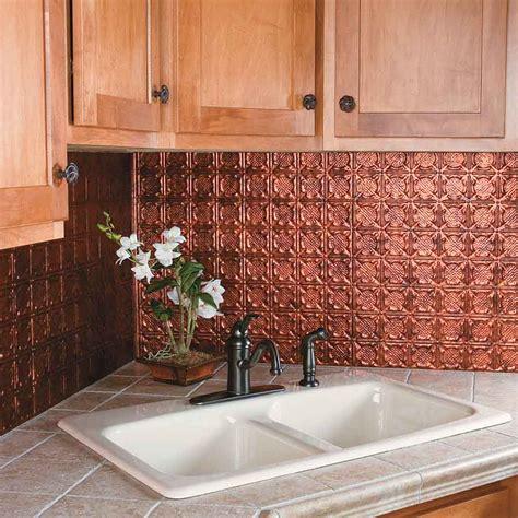 copper backsplash kitchen kitchen dining metal frenzy in kitchen copper