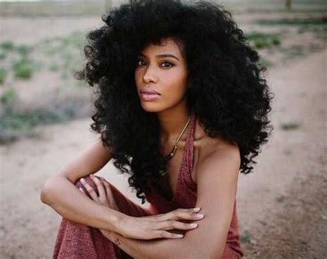15 Hairstyles For Black Women With Natural Hair