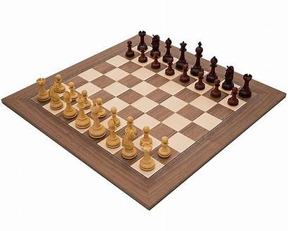 Chess Sets Officialstaunton Redwood Rc Courier Luxury