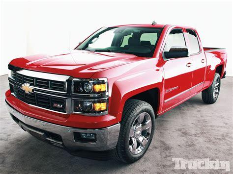 2014 Chevrolet Silverado And Gmc Sierra  Truckin Magazine