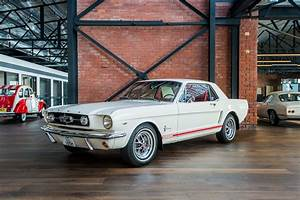 1965 Ford Mustang - Richmonds - Classic and Prestige Cars - Storage and Sales - Adelaide, Australia