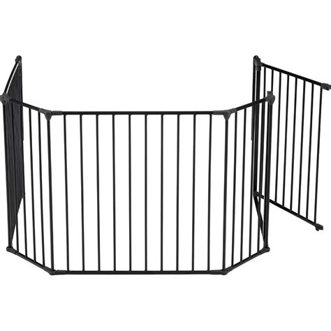 fixation barriere securite escalier soldes barri 232 re de s 233 curit 233 pare feu flex xl noir 25 sur allob 233 b 233