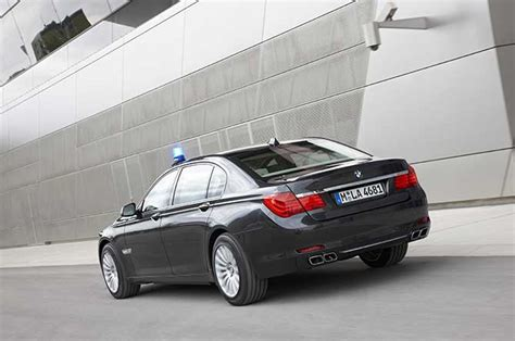 Bmw Builds The Ultimate Security Machine Wired