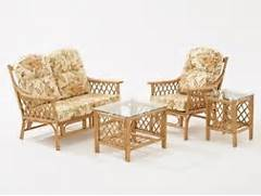 Cane And Rattan Conservatory Furniture Cane Rattan Clearance Conservatory Furniture Suite 39 3 39 EBay