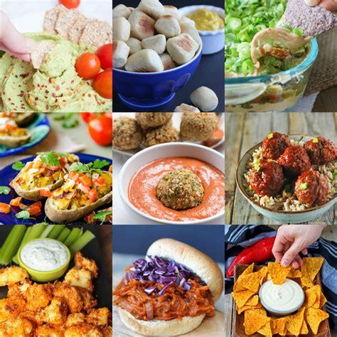 bowl food recipes 35 vegan super bowl recipes ceara s kitchen