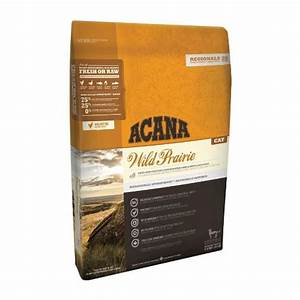 acana wild prairie grain free dry cat food champlain pets With acana wild prairie dog food