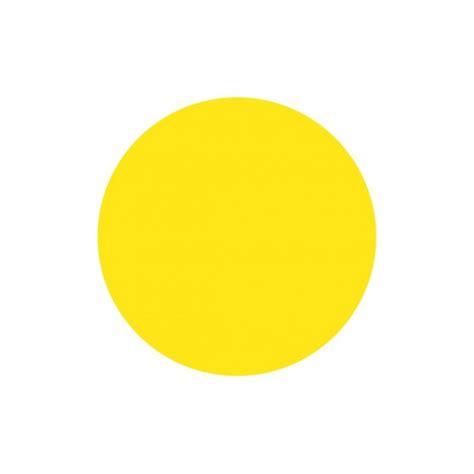 plaque porte bureau pastilles de couleur jaune stocksignes