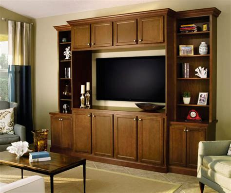 Living Room Cabinet In Birch Wood Masterbrand