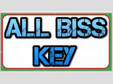 Biss Key Update 2015 2016 Freqode