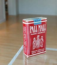 Image result for pall mall cigarettes