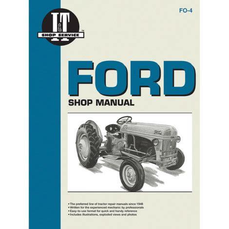 fordnew holland service manual itfo  fleet farm