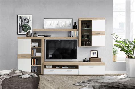 mueble de salon akron conforama