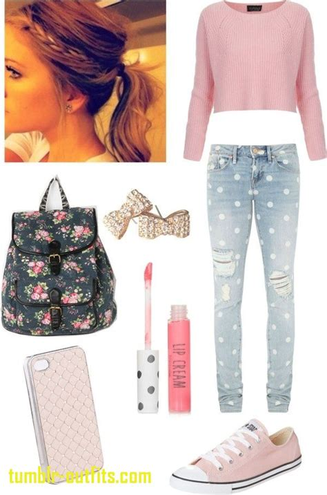 Unique Pics Of Cute Outfits for Middle School   Tumblr Outfits