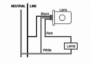 Ip65 Dusk To Dawn Photoelectric Sensor Switch