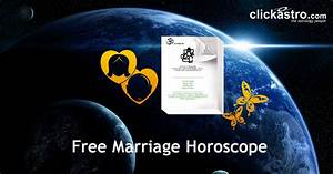 Tamil Astrology Chart Get Your Free Marriage Astrology In Kannada Clickastro