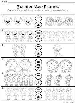 number sense worksheets comparing numbers worksheets
