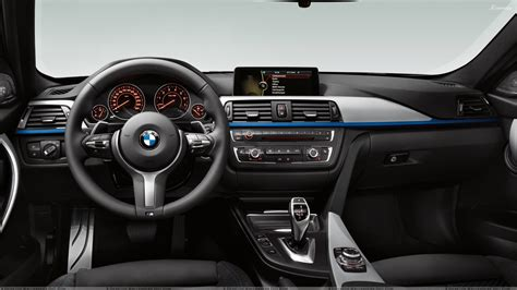 bmw dashboard dashboard of bmw 3 series f30 m sports package wallpaper