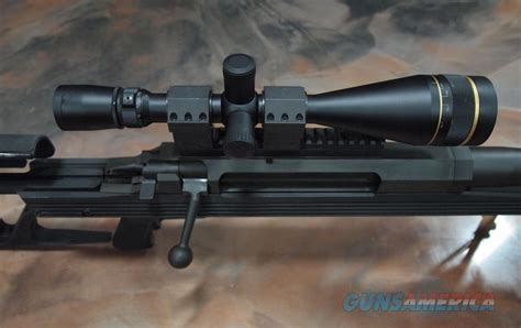 Scope For 50 Bmg by Armalite Ar 50 With Leupold Scope 50 Bmg For Sale