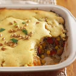 Try this new variation of dumplings made with ground beef, spinach and water chestnuts. Moroccan Beef and Pumpkin Bake   Diabetic Living Online