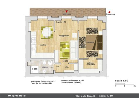Foto Progetto Arredo E Spazi Appartamento Mansardato Di