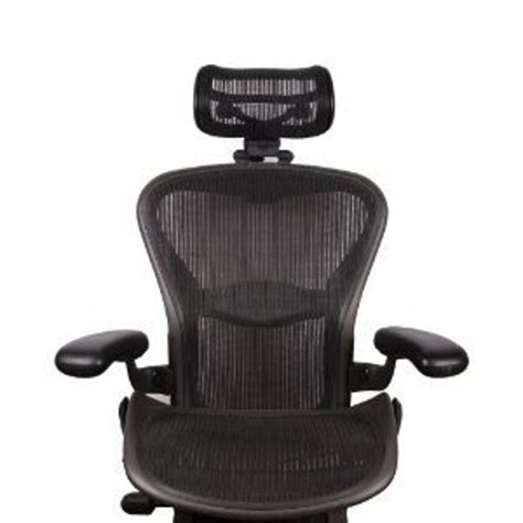 vgear dedicated headrest mesh type for herman miller aeron