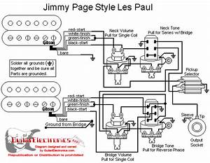Dean Vendetta Pickup Wiring Diagram