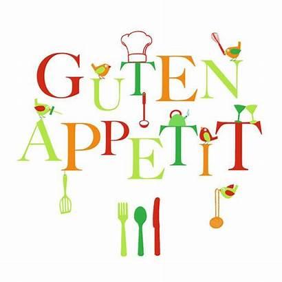 Guten Appetit Clipart