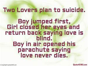 Teen Suicide Love Quotes | www.imgkid.com - The Image Kid ...