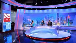 Ada Derana Broadcast Set Design Gallery