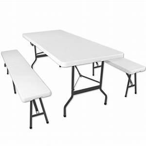 Grande Table Pliante : acheter table pliante de jardin ~ Teatrodelosmanantiales.com Idées de Décoration