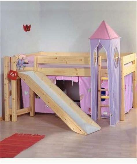 Walmart Loft Bed With Slide by Princess Loft Bed With Slide Walmart Decorating