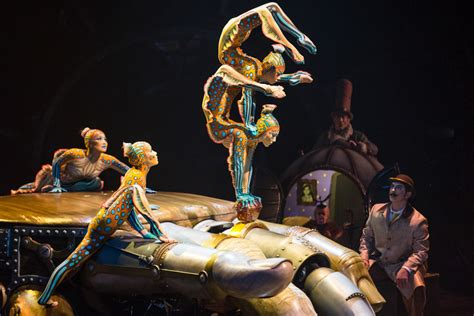 cirque du soleil cabinet of curiosities chicago cirque du soleil bets big on new york city