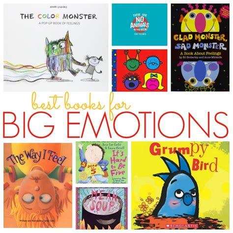 books  emotions  preschool pre  pages