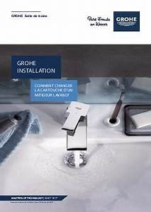 Changer Joint Mitigeur : comment changer la cartouche d 39 un robinet lavabo tuto ~ Premium-room.com Idées de Décoration