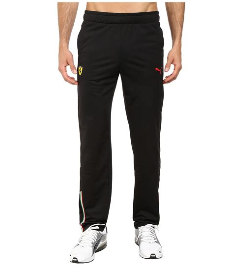 Save puma ferrari track suite to get email alerts and updates on your ebay feed.+ puma scuderia ferrari sf men's sweat hoodie jacket + matching pants tracksuits. PUMA Scuderia Ferrari Track Pant in Black for Men - Lyst