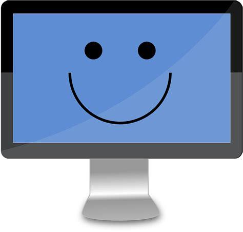 mac ordinateur de bureau ordinateur écran apple images vectorielles gratuites sur