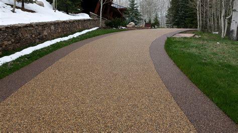 types of outdoor flooring river rock mckinnon materials