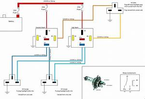 Defender 90 Headlight Wiring Diagram