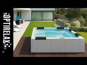 Mini Whirlpool Balkon : outdoor whirlpool optirelax gt design spa aussenwhirlpool ~ Watch28wear.com Haus und Dekorationen