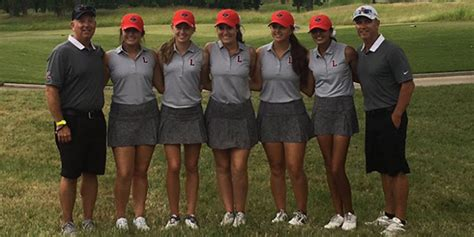 history making place finish girls golf wingspan