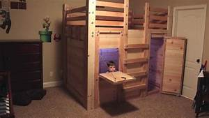 The Coolest Bed Ever! - YouTube
