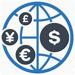 Global Icon Investment Finance Money Icons Management