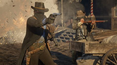 Preview Screenshots For Red Dead Redemption 2  Rockstar Intel