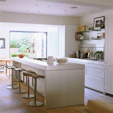 Kitchen Breakfast Bar by Kitchen Breakfast Bar Take A Tour Of This Contemporary