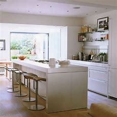 Kitchen Breakfast Bar  Take A Tour Of This Contemporary
