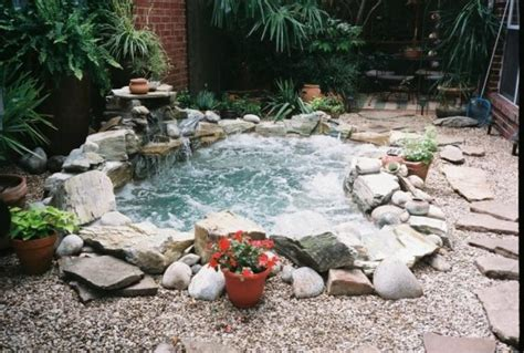 inground tub ideas 65 awesome garden hot tub designs digsdigs