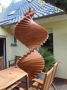 Windspiele Aus Holz : windspiel aus holz windspirale holzspirale l nge 45 cm lasiert farbton mahagoni ws 45 mh ~ Buech-reservation.com Haus und Dekorationen