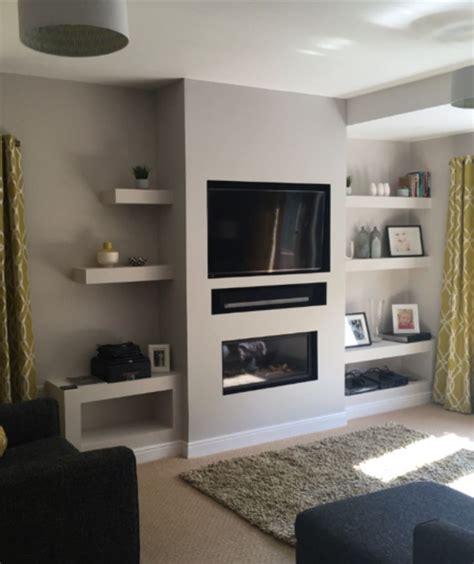 image result  fake chimney breast tv cabin ideas