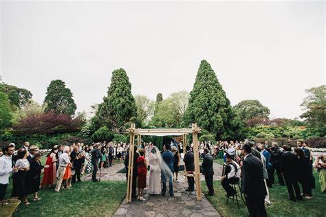 Jardin Tan  Wedding Venues South Yarra  Easy Weddings
