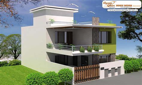 Simple Duplex House Design Small Duplex House Plans